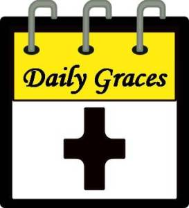 Daily Graces. kktaliaferro.wordpress.com
