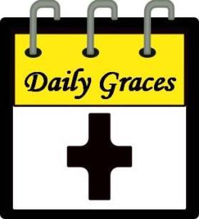 Daily Graces. kktaliaferro.wordpress.com