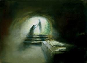 Resurrection morning by JRC Martin