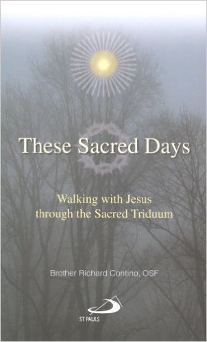 These Sacred Days #Lent #Daily Graces #BookReview #Triduum