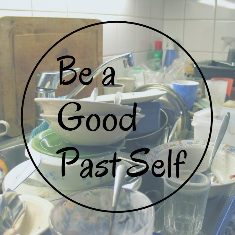 kktaliaferro.wordpress.com. Lenten Resolutions, Be a Good Past Self #DailyGraces