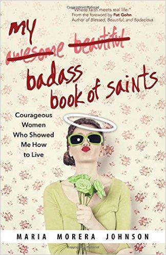 My Badass Book of Saints #dailygraces #bookreview kktaliaferro.wordpress.com