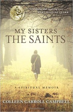 Book Review: My Sisters the Saints: A Spiritual Memoir. kktaliaferro.wordpress.com #DailyGraces