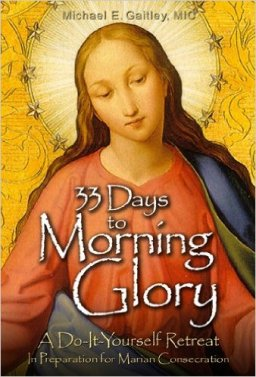 33 Days to Morning Glory. Marian Consecration. kktaliaferro.wordpress.com Daily Graces