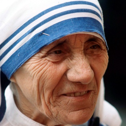 To Be Who You are Called to Be: In Honor of Mother Theresa's canonization. Daily Graces at kktaliaferro.wordpress.com