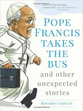 Book Review: Pope Francis Takes the Bus. Daily Graces at kktaliaferro.wordpress.com