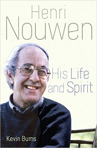 Book Review: Henri Nouwen: His Life and Spirit reviewed by Kate Taliaferro at dailygraces.net