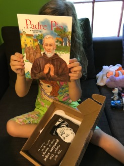 Padre Pio kids book
