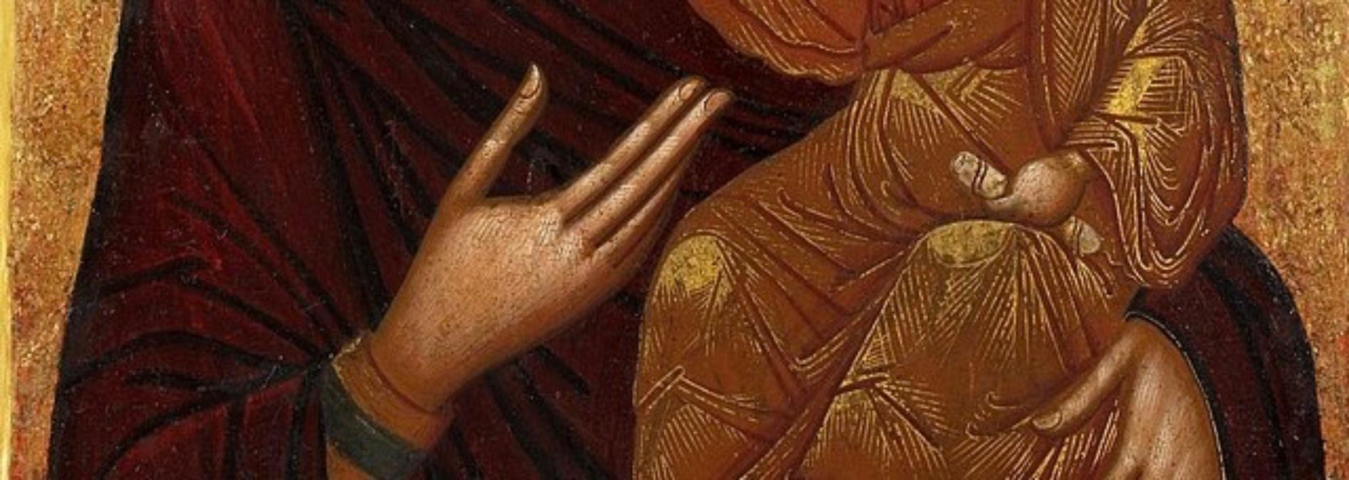 Virgin Mary Directress Icon